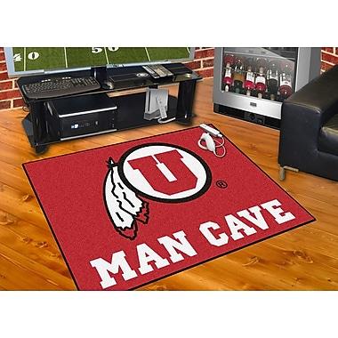 FANMATS NCAA University of Utah Man Cave All-Star