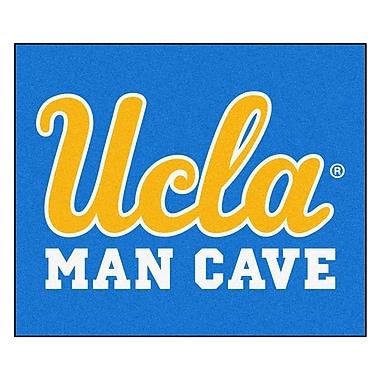 FANMATS NCAA UCLA Man Cave Indoor/Outdoor Area Rug