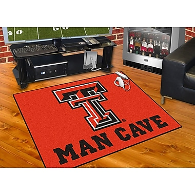 FANMATS NCAA Texas Tech University Man Cave All-Star