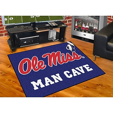 FANMATS NCAA University of Mississippi (Ole Miss) Man Cave All-Star