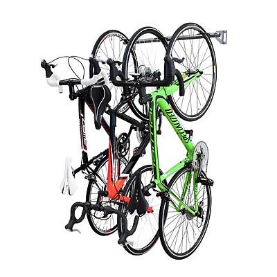 Monkey Bar 3 Bike Storage Wall Mounted Bike Rack