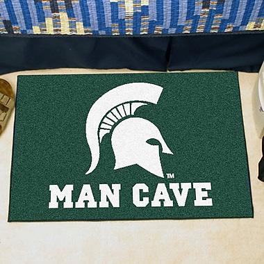FANMATS NCAA Michigan State University Man Cave Starter