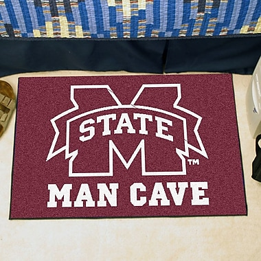 FANMATS NCAA Mississippi State University Man Cave Starter