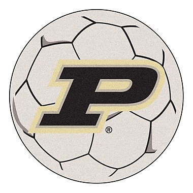FANMATS NCAA Purdue University Soccer Ball
