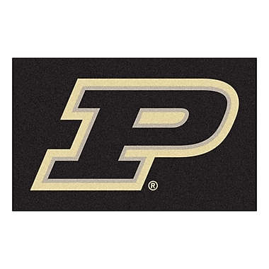 FANMATS Collegiate NCAA Purdue University Doormat