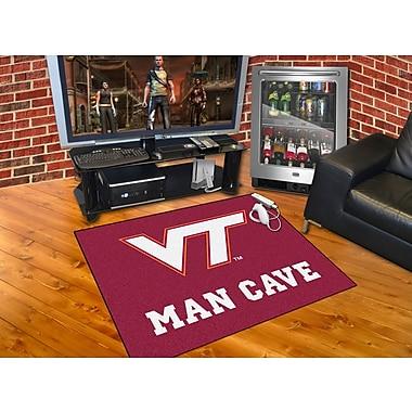 FANMATS NCAA Virginia Tech Man Cave All-Star