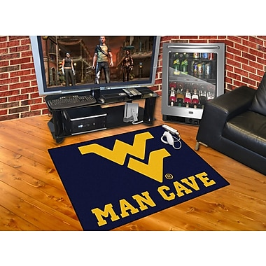FANMATS NCAA West Virginia University Man Cave All-Star