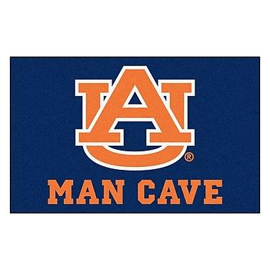 FANMATS Collegiate NCAA Auburn University Man Cave Doormat