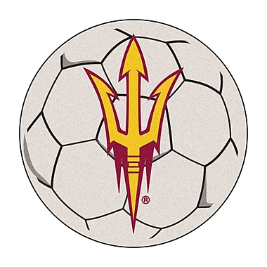 FANMATS NCAA Arizona State University Soccer Ball