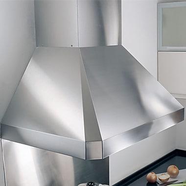 Kobe Range Hoods 36'' Deluxe 720 CFM Ducted Wall Mount Range Hood