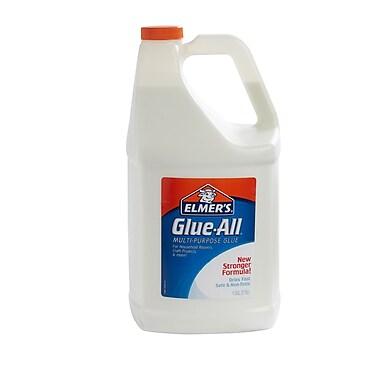 Elmer's Glue-All Multi-Purpose Liquid Glue, Extra Strong, 1 Gallon, 1 Count