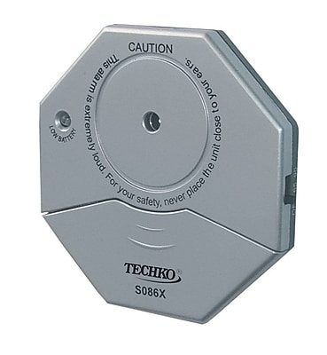 Techko Ultra Slim Vibration Entry Alarm (SO86X) 1635269