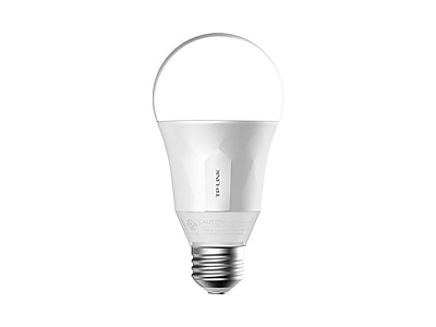 TP-Link 50W Smart Wi-Fi LED Bulb with Dimmable White Light (LB100)