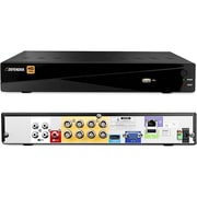Defender HD 1080p 8 Channel 1TB DVR Security System and 4 Dome and 4 Bullet Cameras with Web and Mobile Viewing