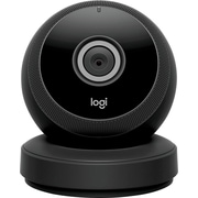 Logitech Circle Home Security Camera, Black