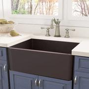Nantucket Sinks Cape 30.25'' x 18'' Kitchen Sink