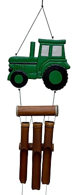 Cohasset Gifts & Garden Tractor Bamboo Wind
