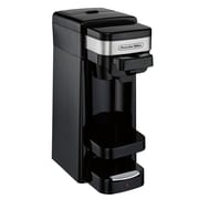 Proctor-Silex Proctor Silex Single Serve Coffee Maker; Black