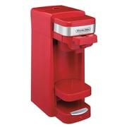 Proctor-Silex Proctor Silex Single Serve Coffee Maker; Red