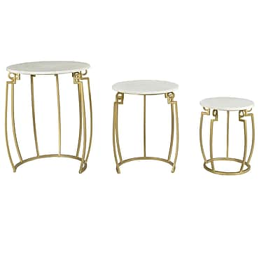 Mercer41 Jarvis 3 Piece Nesting Tables