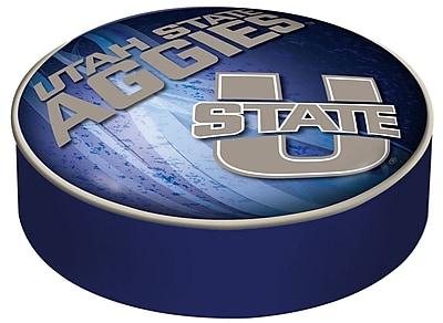 Holland Bar Stool Barstool Cushion Cover; Utah State University
