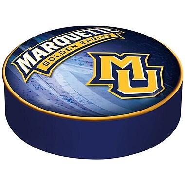 Holland Bar Stool Barstool Cushion Cover; Marquette University