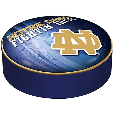 Holland Bar Stool Barstool Cushion Cover; University of Notre Dame - ND