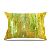 East Urban Home Rosie Brown 'Rock City' Painting Pillow Case