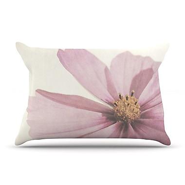 East Urban Home Iris Lehnhardt 'Ethereal' Petals Pillow Case