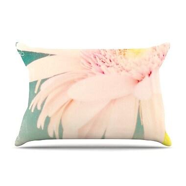 East Urban Home Robin Dickinson 'Wonderful' Pillow Case