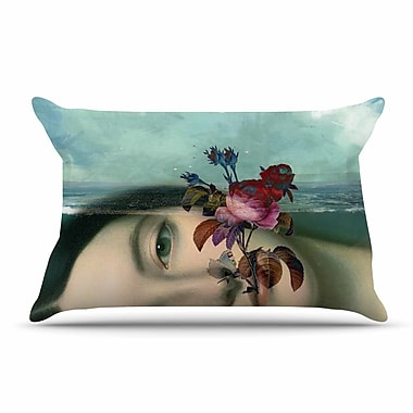 East Urban Home Suzanne Carter 'Emerge' Floral Pillow Case