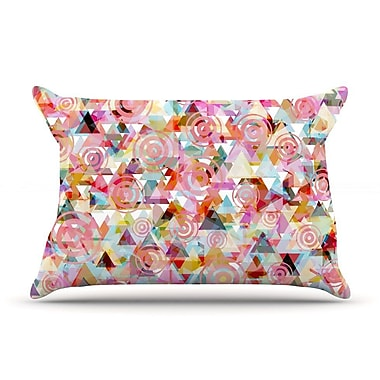 East Urban Home Suzanne Carter 'Geo' Pillow Case