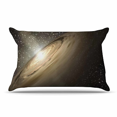East Urban Home Suzanne Carter 'Galaxy' Pillow Case