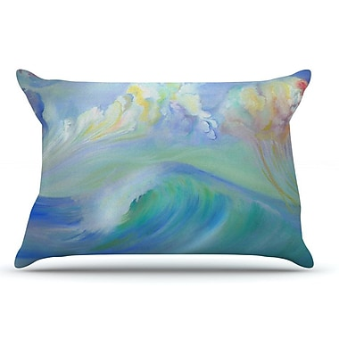 East Urban Home Theresa Giolzetti 'Jelly Fish' Pillow Case