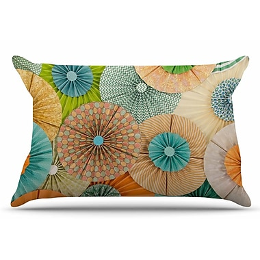 East Urban Home Heidi Jennings 'Summer Party' Pillow Case