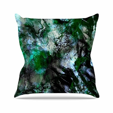 East Urban Home Shirlei Patricia Muniz Camouflage Outdoor Throw Pillow; 16'' H x 16'' W x 5'' D