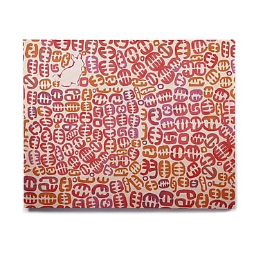 East Urban Home 'Oliver' Graphic Art Print on Wood