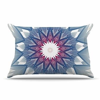 East Urban Home Angelo Cerantola 'Starburst' Digital Pillow Case