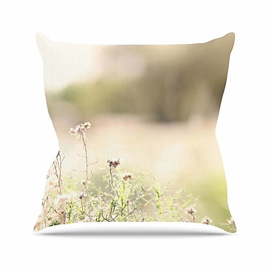 East Urban Home Sylvia Coomes Shimmering Light Nature Photography Outdoor Throw Pillow