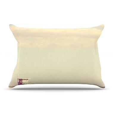 East Urban Home Myan Soffia 'Toffee - Marshmallow' Sandy Beach Pillow Case