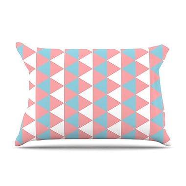 East Urban Home 'Be Still' Pillow Case