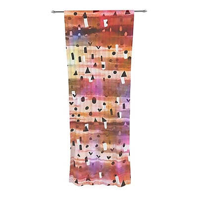 Ebi Emporium Party Painting Decorative Geometric Sheer