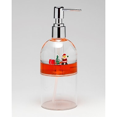 The Holiday Aisle Floating Santa Claus Lotion Dispenser