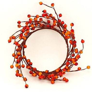 The Holiday Aisle Berry Ring 6.25'' Wreath