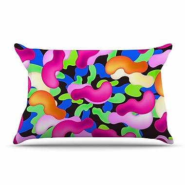 East Urban Home Danny Ivan 'Thing' Pillow Case