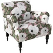 Rosdorf Park Adalia Bloomsbury Rose Arm Chair