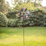 Winston Porter Patriotic Windmill Garden Stake