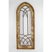 MyAmigosImports Valeria Architectural Window Wall Decor; White