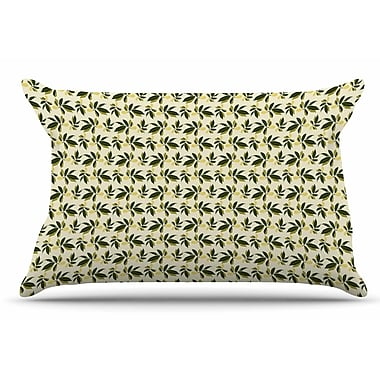 East Urban Home Mayacoa Studio 'Pine Cone' Pillow Case