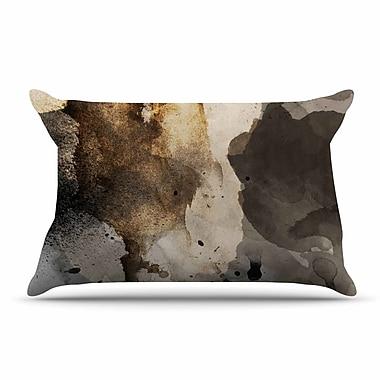 East Urban Home Li Zamperini 'Today' Pillow Case